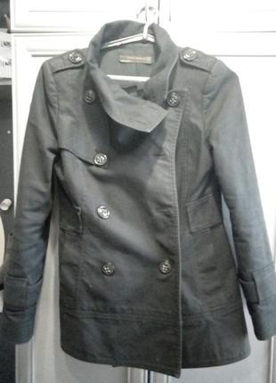 Легке пальто-жакет від zara