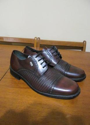 Кожаные туфли gallus австрия