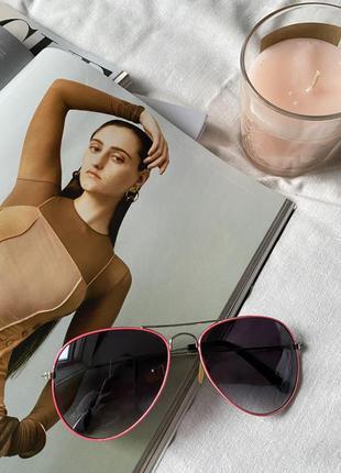 Розовые очки капли