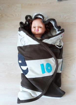 Одеяла в коляску