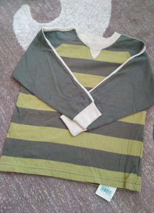Кофта футболка з довгими рукавами