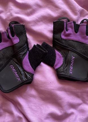 Перчатки для тренинга/фитнеса