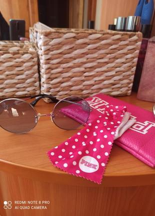 Сонцезахисні окуляри pink (victoria's secret)