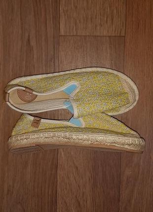 Стильные эспадрильи coolway (испания)