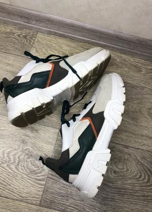 Массивные кроссовки topshop италия