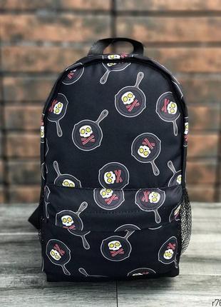 Рюкзак черепки