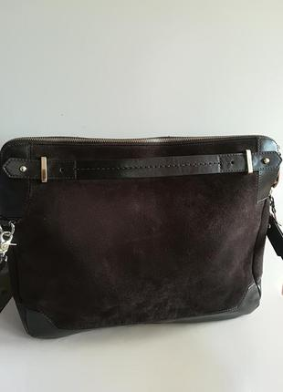 Vip!!! большая сумка из натуральной кожи1