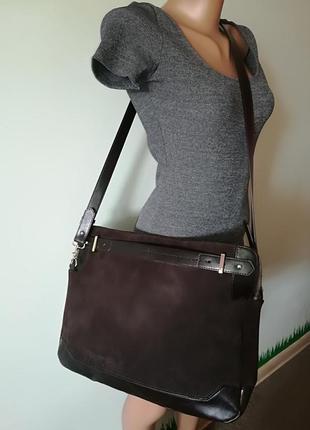 Vip!!! большая сумка из натуральной кожи3