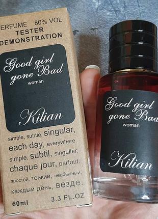 Kilian good girl gone bad - selective tester 60ml