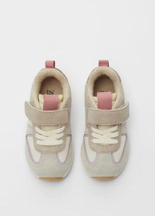 Кросівки zara 22 розмір