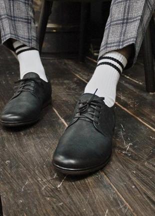Мужские туфли faber