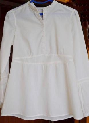 Рубашка из тонкого хлопка р.38м esprit