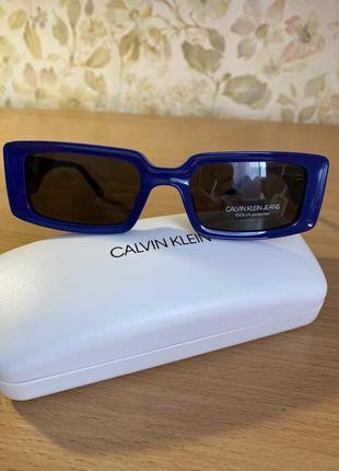 Солнцезащитные очки calvin klein2 фото