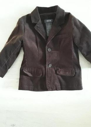 Вільветовий піджак амереканського бренду кеннет коул.