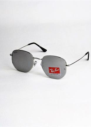 Очки солнцезащитные r b 3548 зеркальные