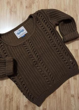 Укорочений светр