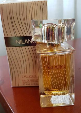 Lalique nilang de lalique