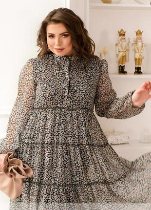 Ніжна та легка сукня + безкоштовна доставка новою поштою