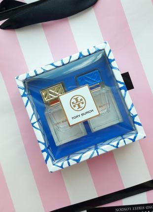 Подарочный набор парфюмированной воды tory burch bel azur 7
