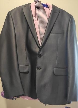 Свадебный костюм+рубашка +галстук