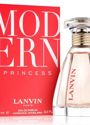 Modern princess lanvin пробник аромата из дубая, нежный парфюм,жiночi парфуми