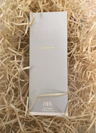 Парфумована вода для жінок zara fleurs sublimes