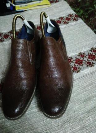 Туфлі чоловічі venice