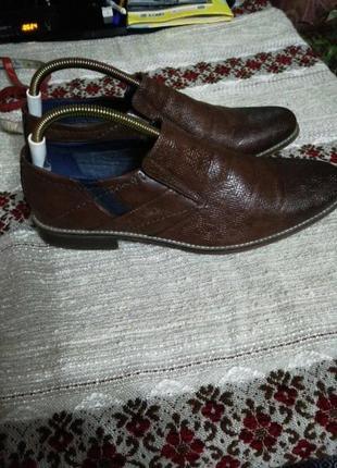 Туфлі чоловічі venice3 фото