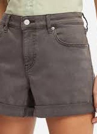 Джинсовые шорты uniqlo, размер 25
