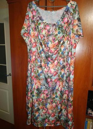 Платье 62-64 размера