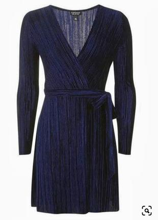 Платье на запах от top shop