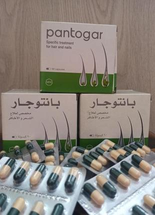 Витамины для волос pantogar
