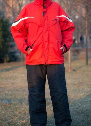 Горнолыжная курточка и горнолыжные брюки