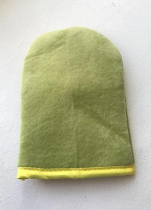 Перчатка рукавичка для автозагара!