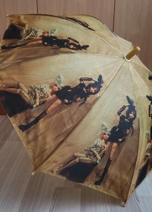 Зонт девочка