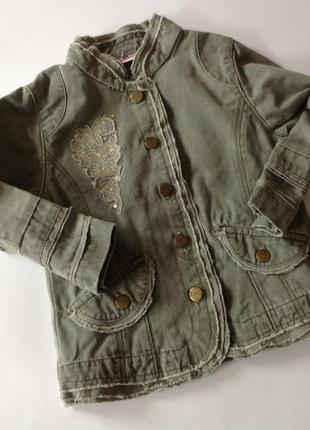 Стильный пиджак некст на модняшку р.92