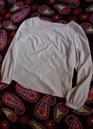 Блуза блузка сорочка кофта в горошок