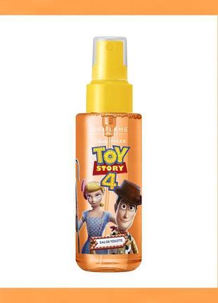 Дитяча туалетна вода disney pixar історія іграшок oriflame оріфлейм орифлейм 35844 детская