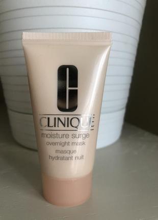 Clinique интенсивно увлажняющая ночная маска для лица