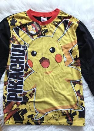 Реглан для мальчика pokemon