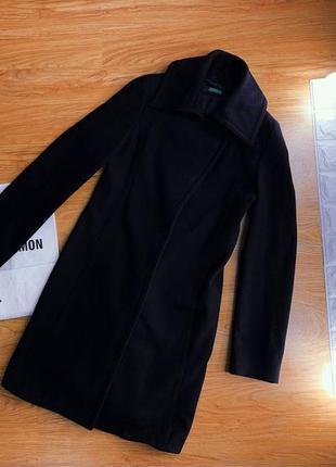 Женское классическое  шерстяное пальто/куртка