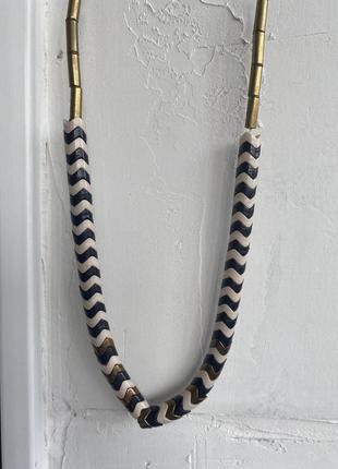Ожерелье в этно стиле , бохо