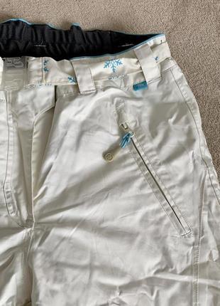 Лыжные сноубордические зимние штаны tcm tchibo лижні штани