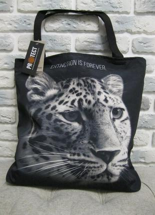 Большая  удобная сумка для покупок /на пляж /на природу /на роботу