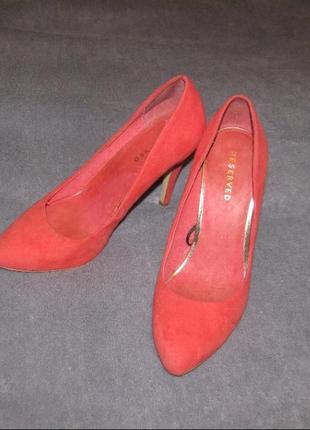 Туфлі reserved, 37 р.