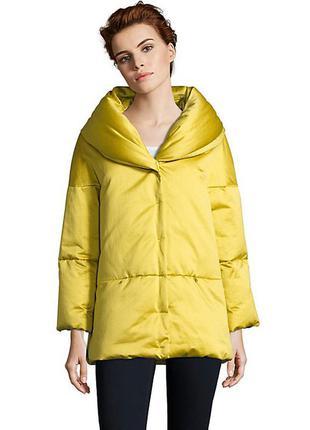 It42 абсолютно новый. пуховик/куртка премиум бренда add, италия