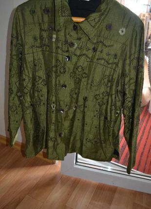 Блузка laura ashley(xxxl)