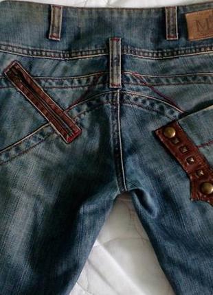Стильные джинсы motor