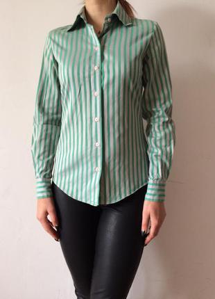 Классическая приталенная рубашка ben sherman