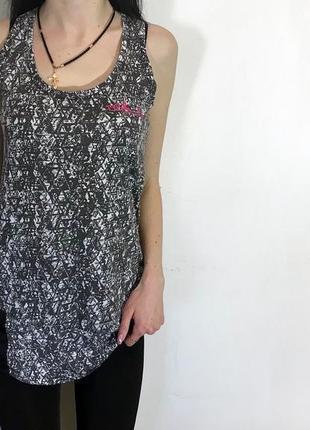 Женская майка с рисунками trbeka ( трбека с-мрр идеал оригинал серо-розовая)